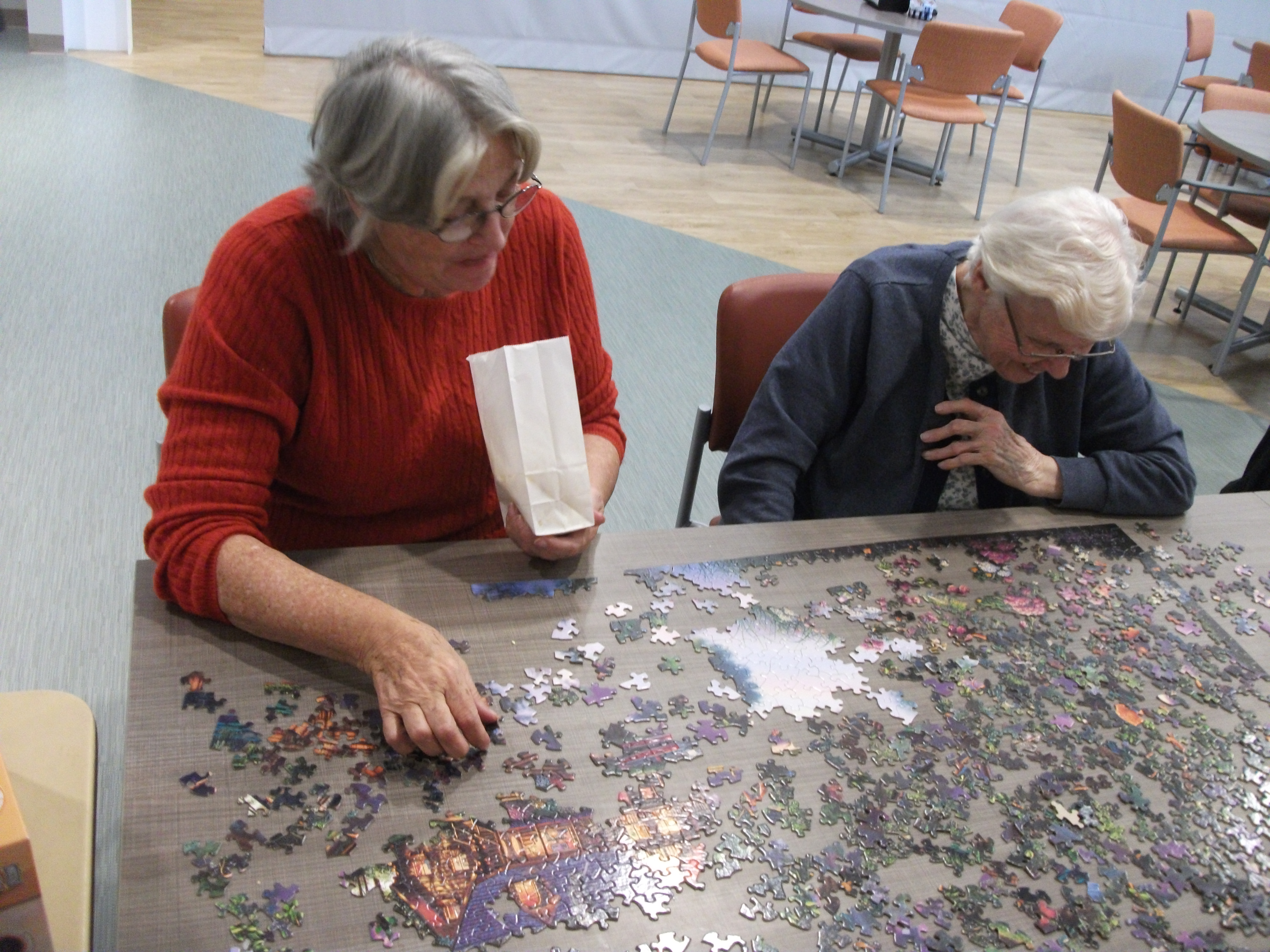 Jigsaw Puzzles...