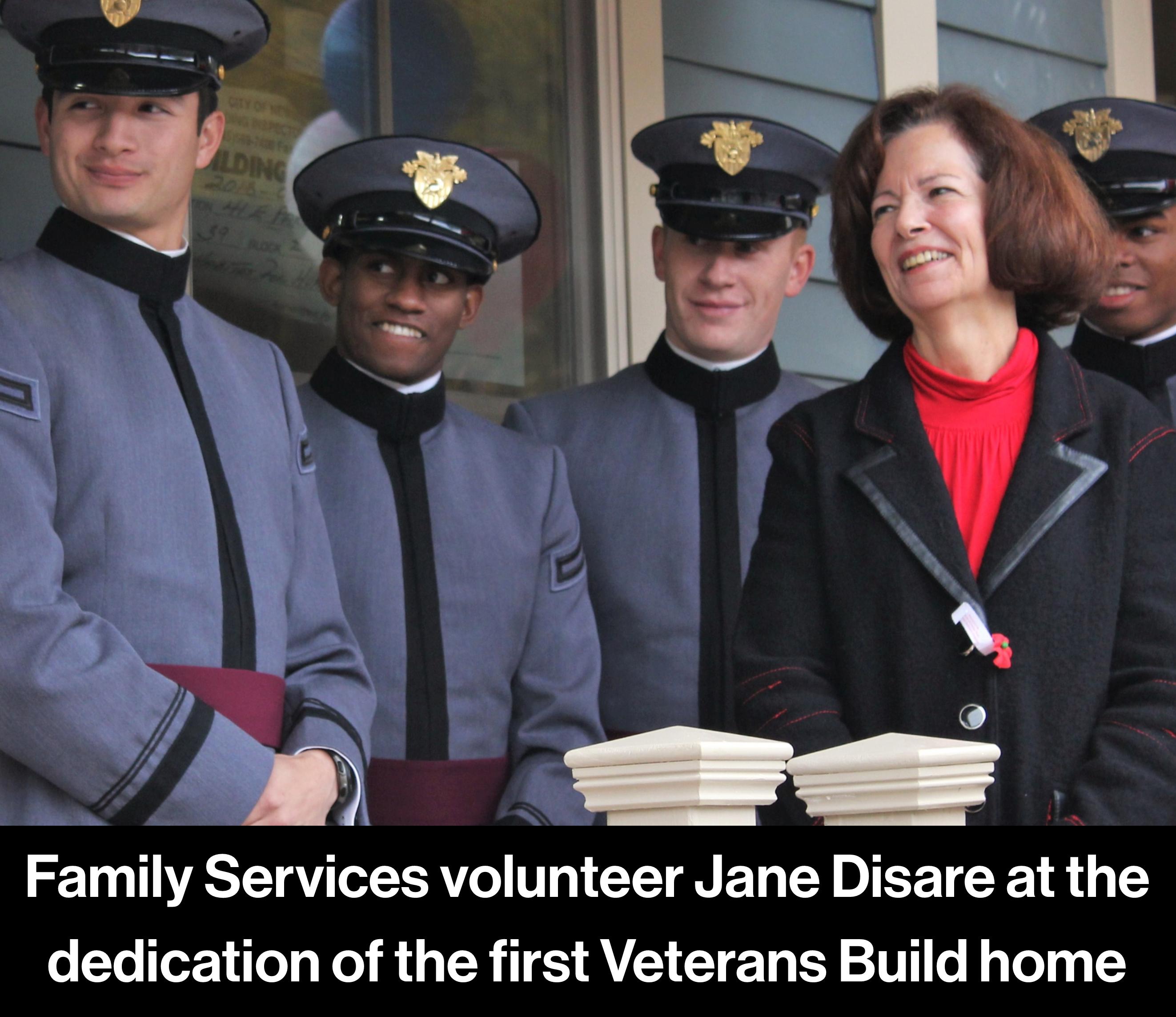 Volunteer SPOTLIGHT! Jane Disare