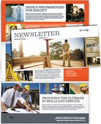 Newsletter - Tabloid