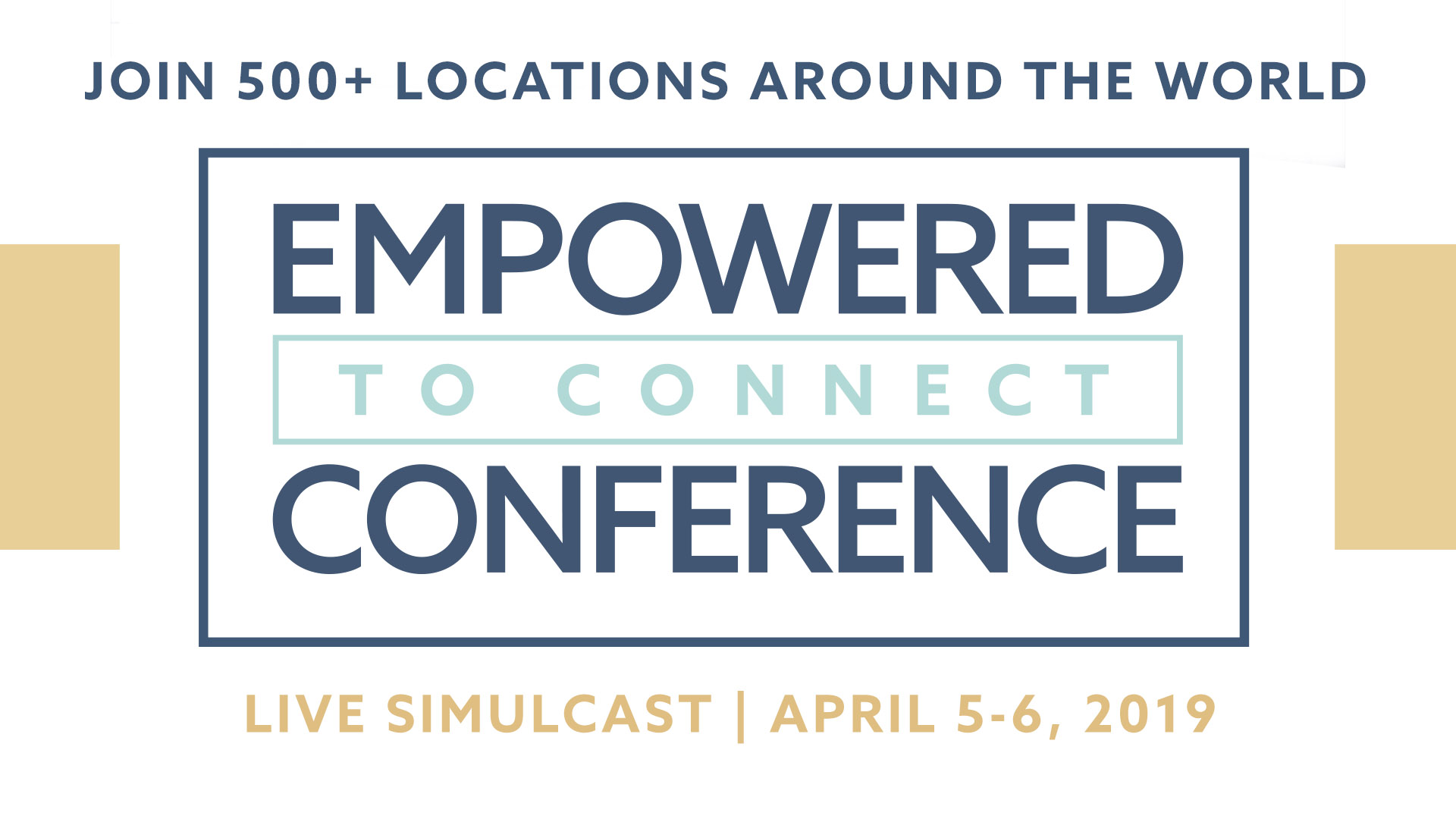 Empowered to Connect       2-Day