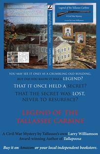 Legend of the Tallassee Carbine: A Civil War Mystery