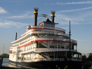 Detroit Princess Riverboat Dinner for 4