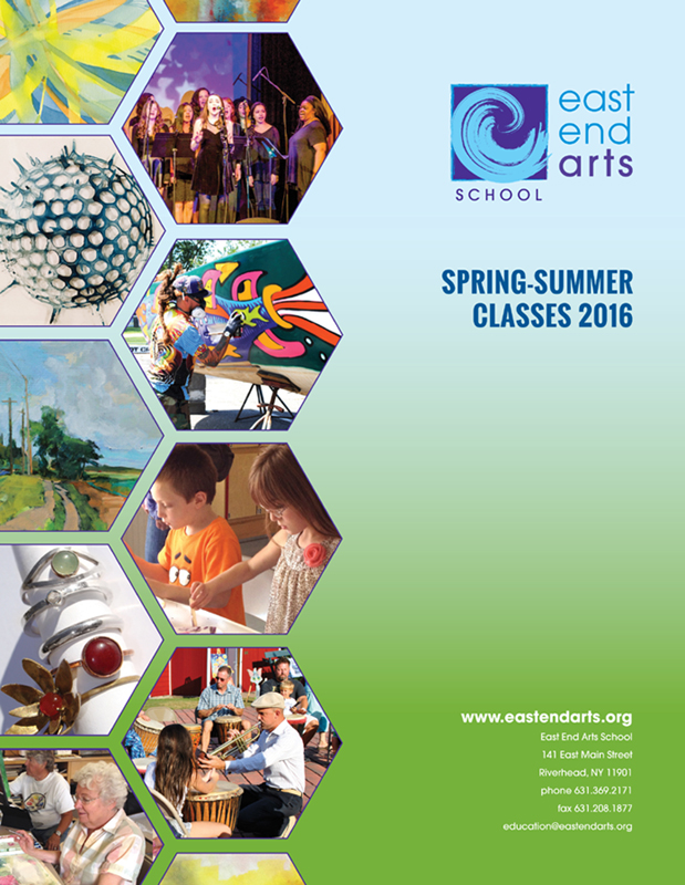 Click here to view a PDF version of our Spring/Summer Class Catalogue >>