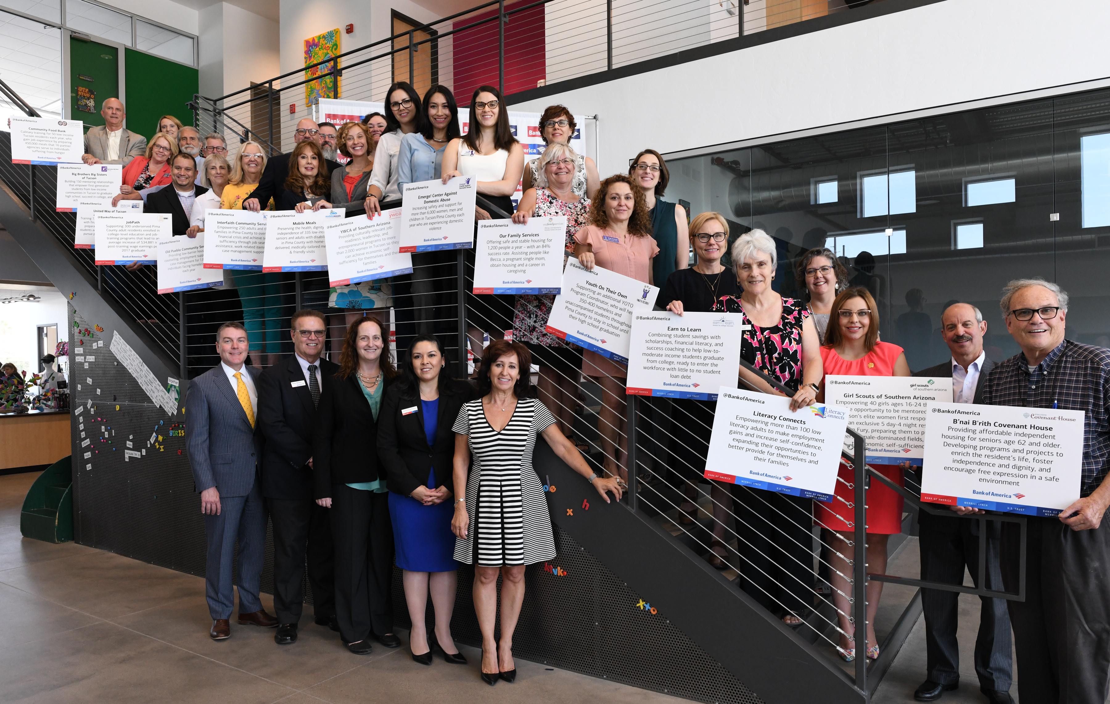 Bank of America Awards $12,500 to JobPath To Address Workforce Readiness