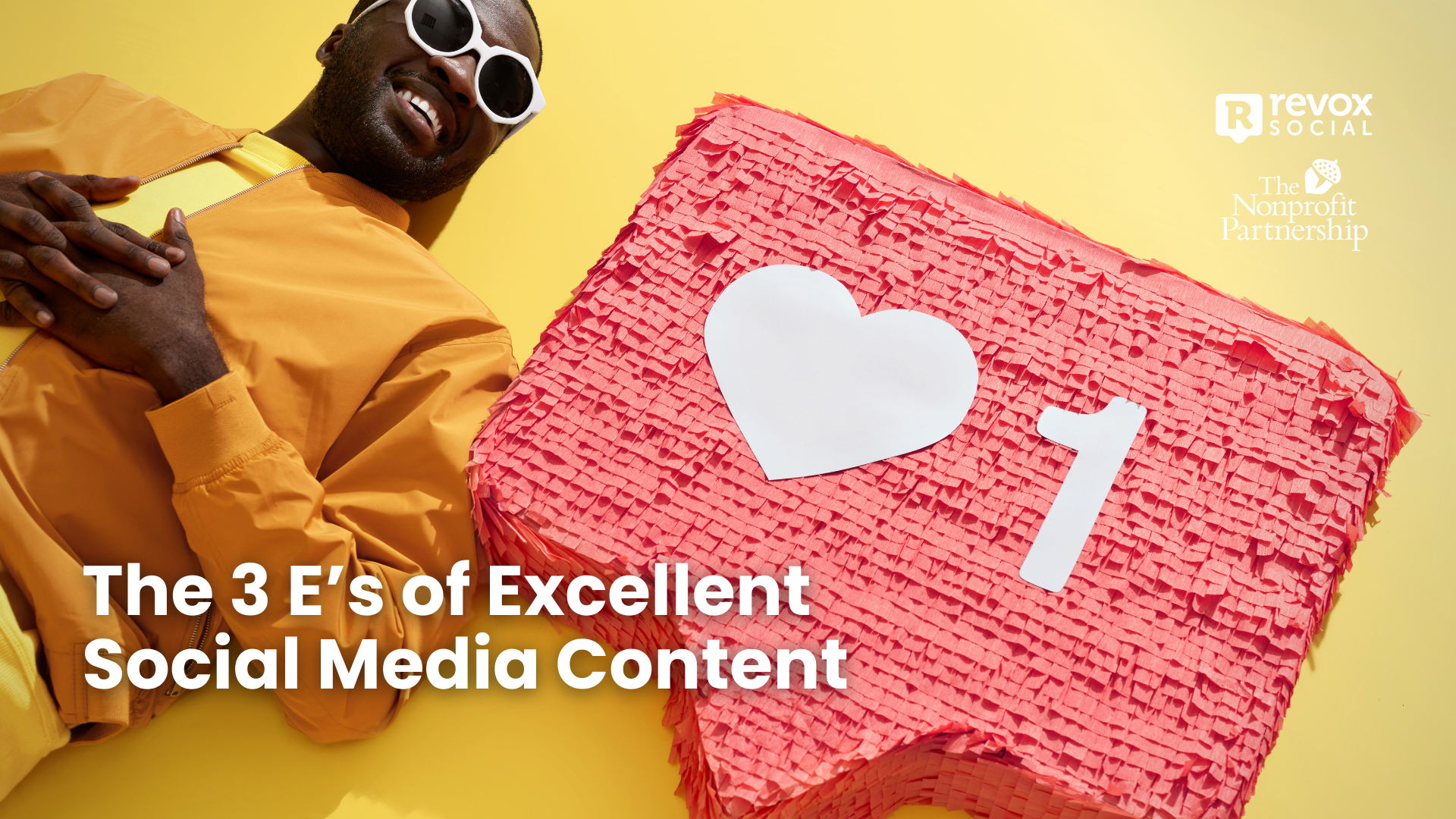 [Zoom Meeting] The 3 E's of Excellent Social Media Content