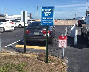 Parking Sign 1