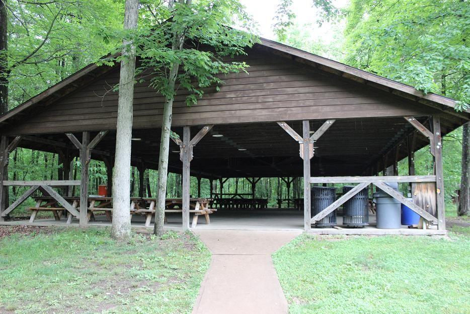 Dogwood Picnic Shelter II