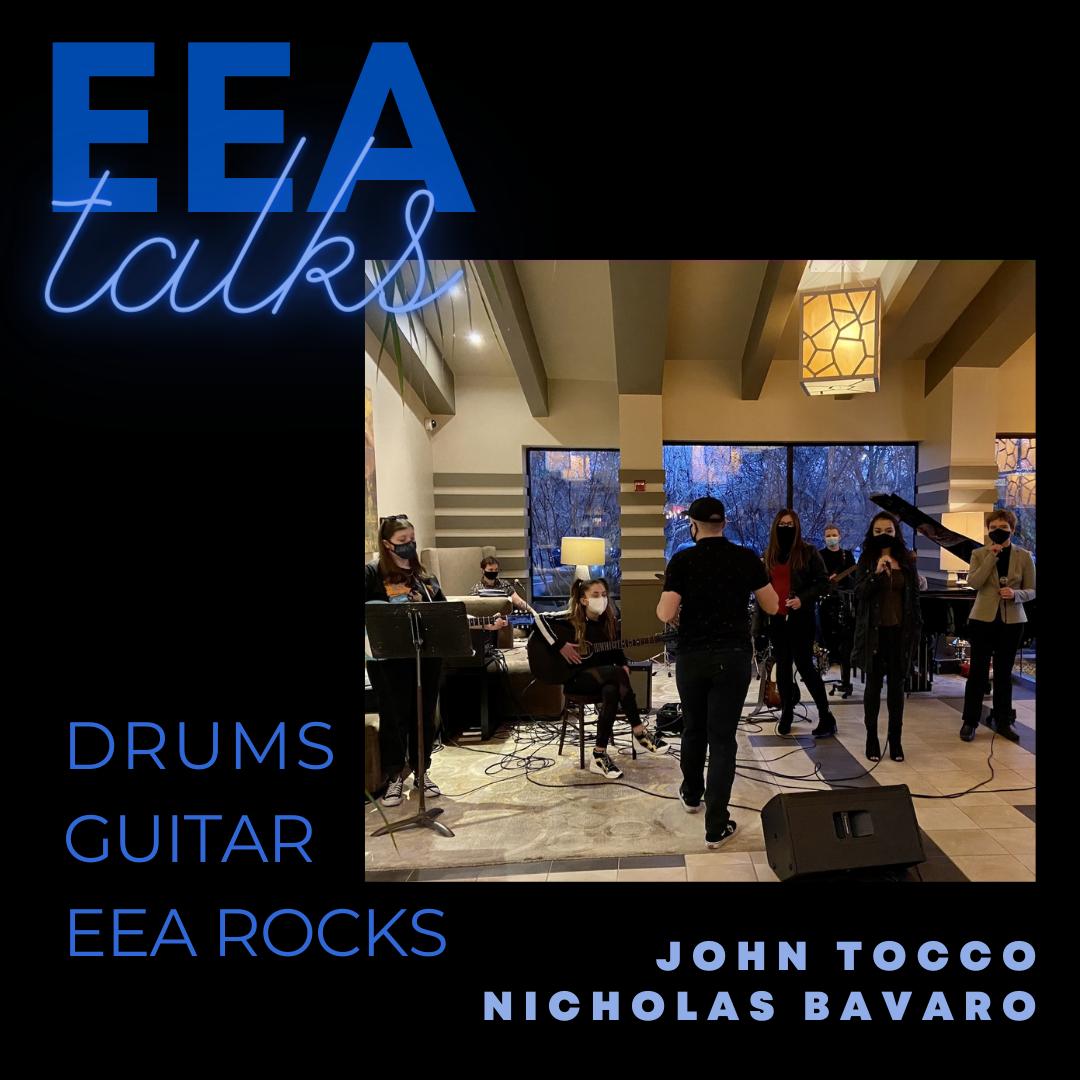 EEA Talks with John Tocco & Nicholas Bavaro - April 20, 2021