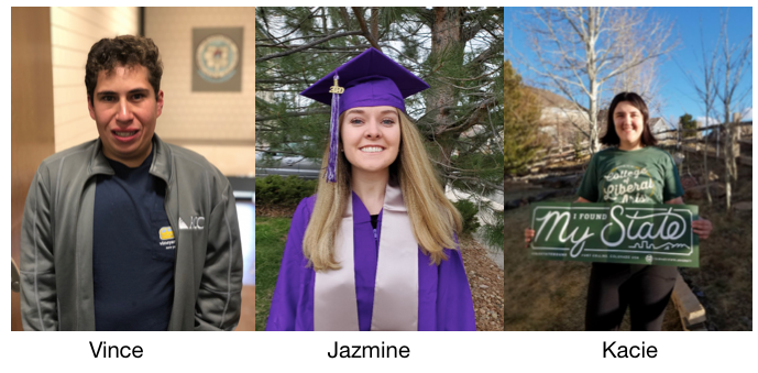 An Interview with two of the first students to be graduating from ACC's Elevate program