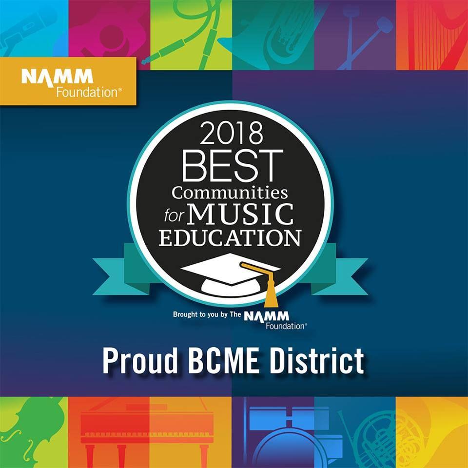 Methacton Named Best Community for Music Education