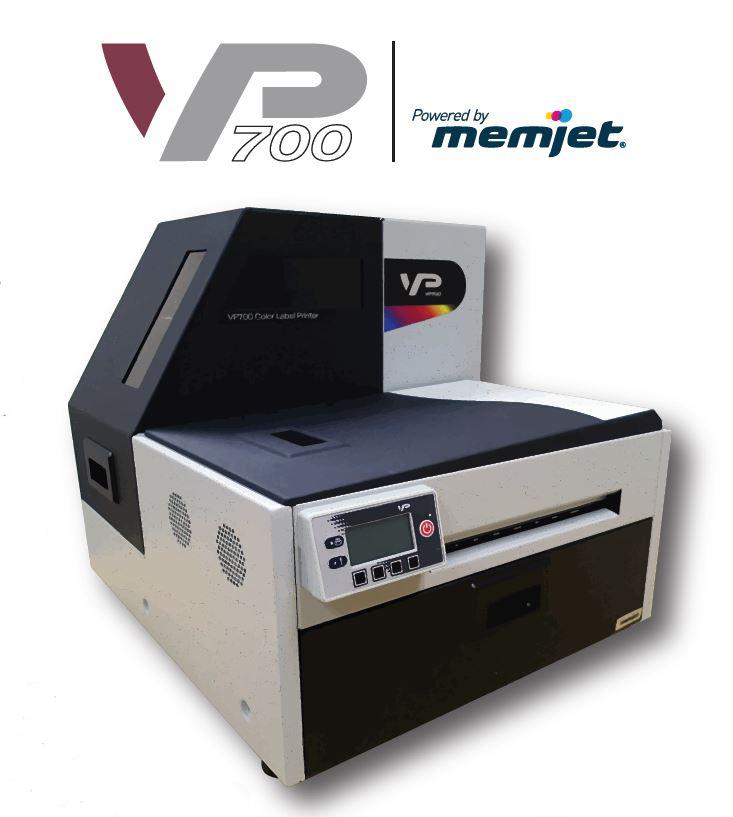 VP700 Brochure