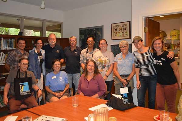 Bird Survey Workshop Shares Best Practices