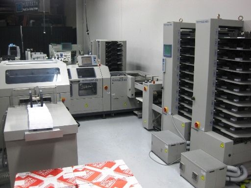 Standard Horizon Booklet Maker