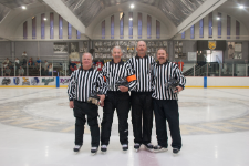 Ol' Geezer Hockey Tournament