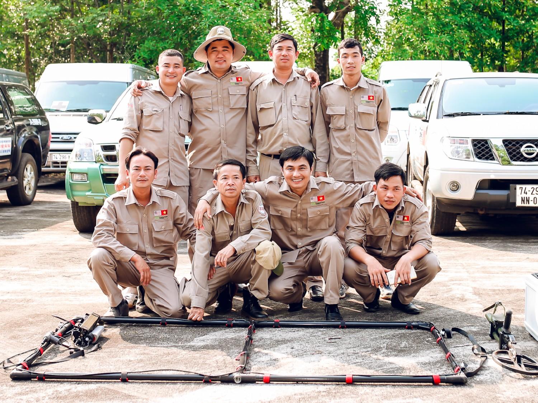 Explosive Ordnance Disposal - Team 1