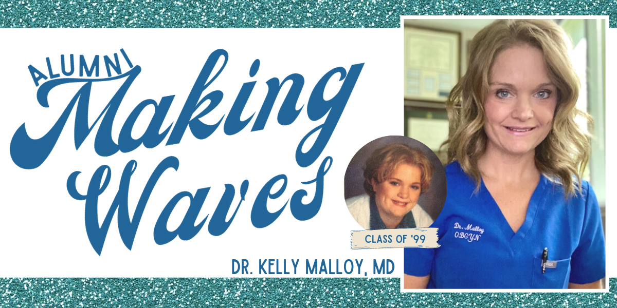 Alumni Making Waves: Kelly Malloy
