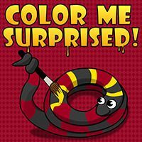 Register for April 6 class: Color Me Surprised