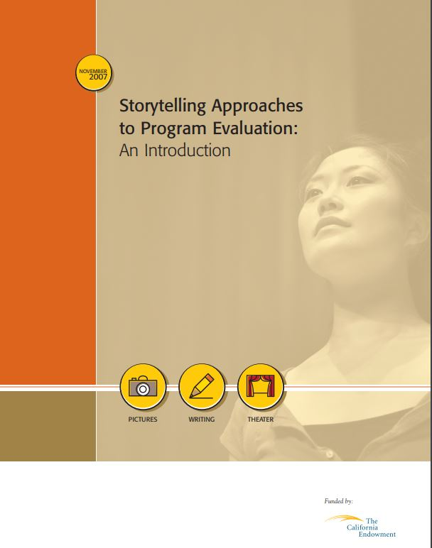 Storytelling Approaches to Program Evaluation: An Introduction (2010)