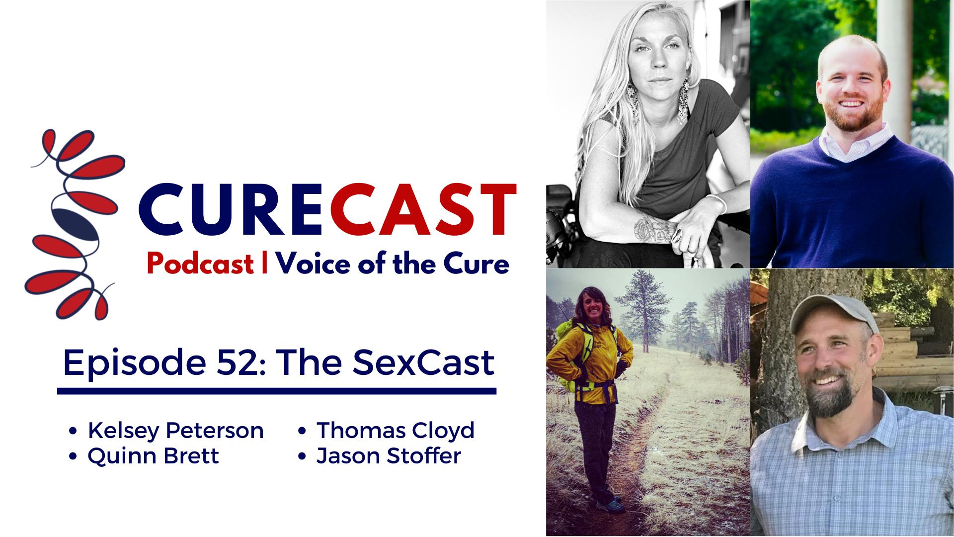 CureCast Episode 52: The SexCast