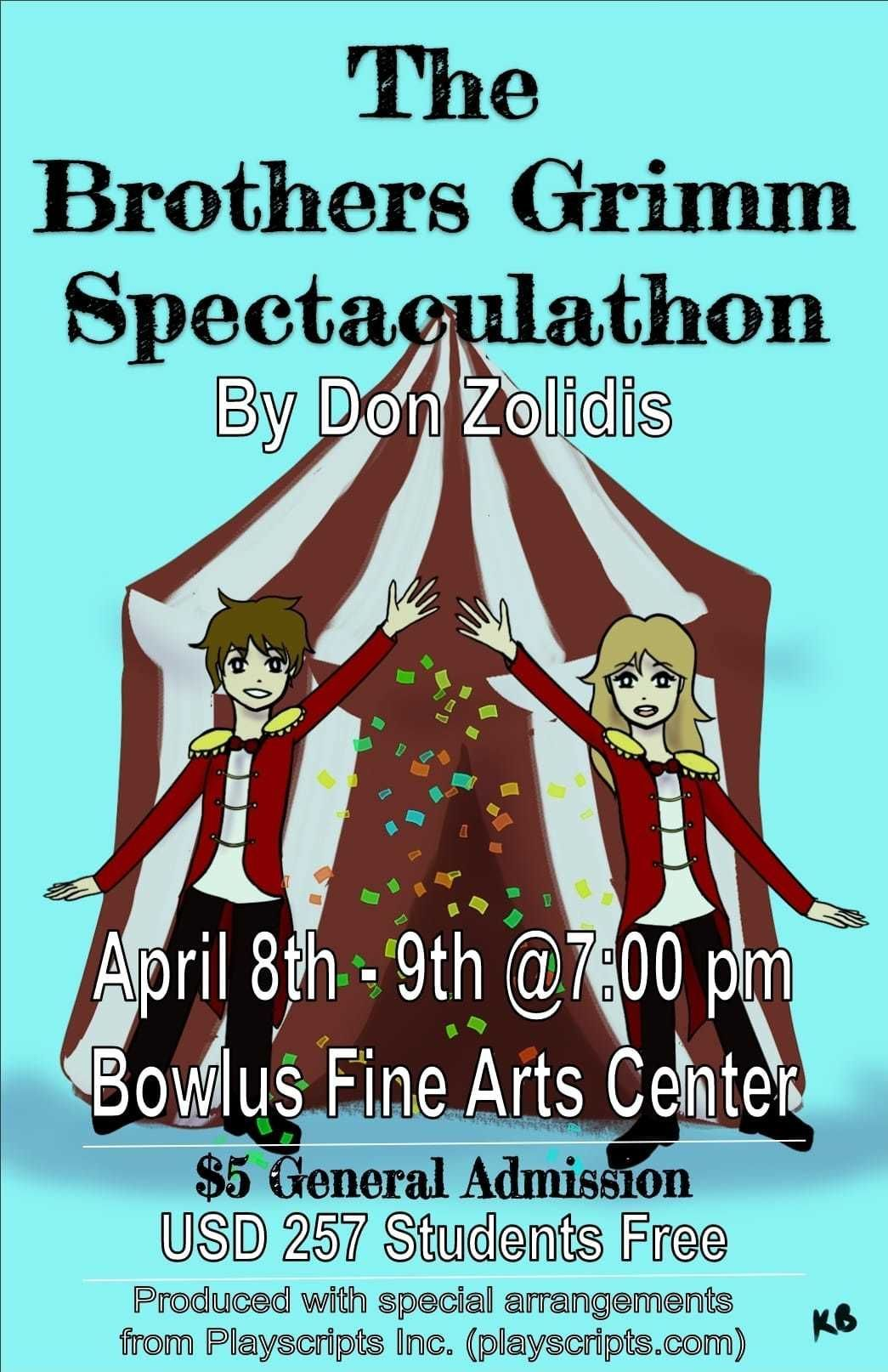 IHS Spring Play