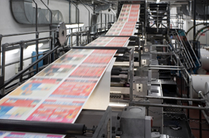 Broadsheet and Tabloid Printing
