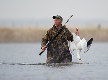U.S. Fish and Wildlife Service Expands Waterfowl Hunting on National Wildlife Refuges