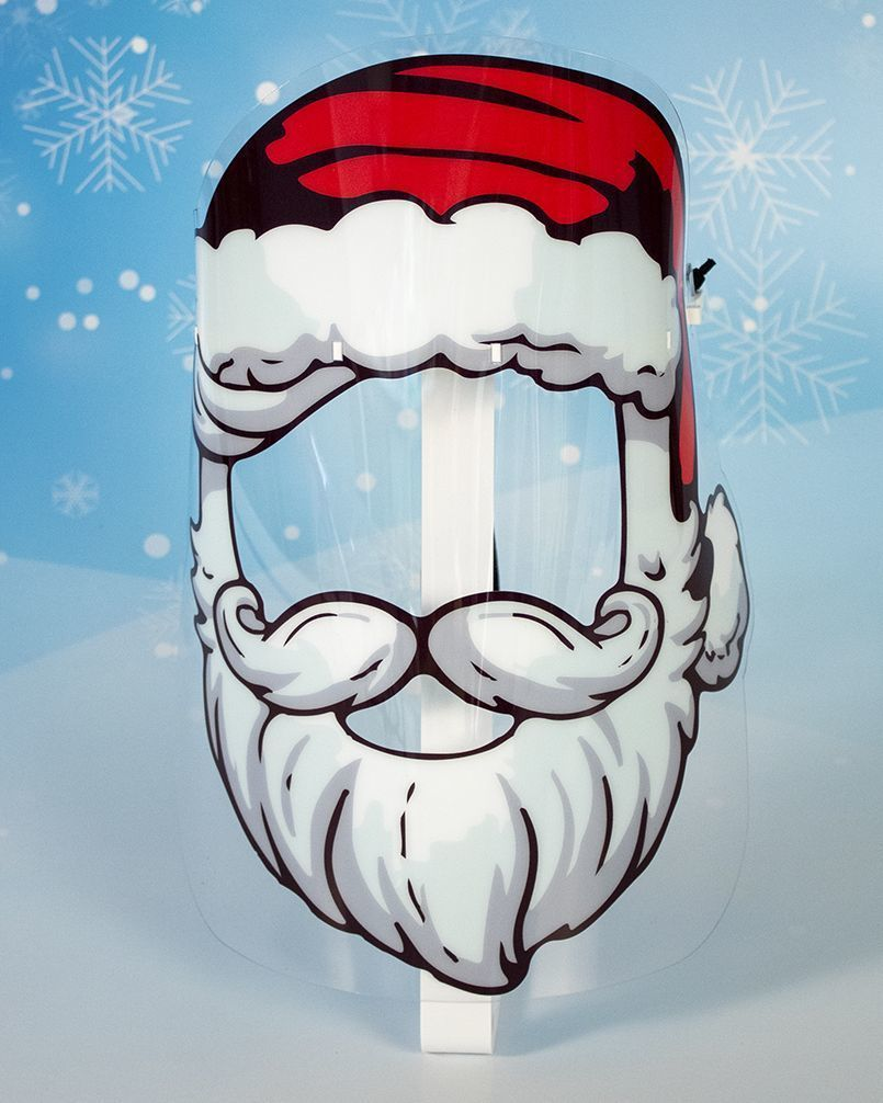 Face Shields for the Holidays