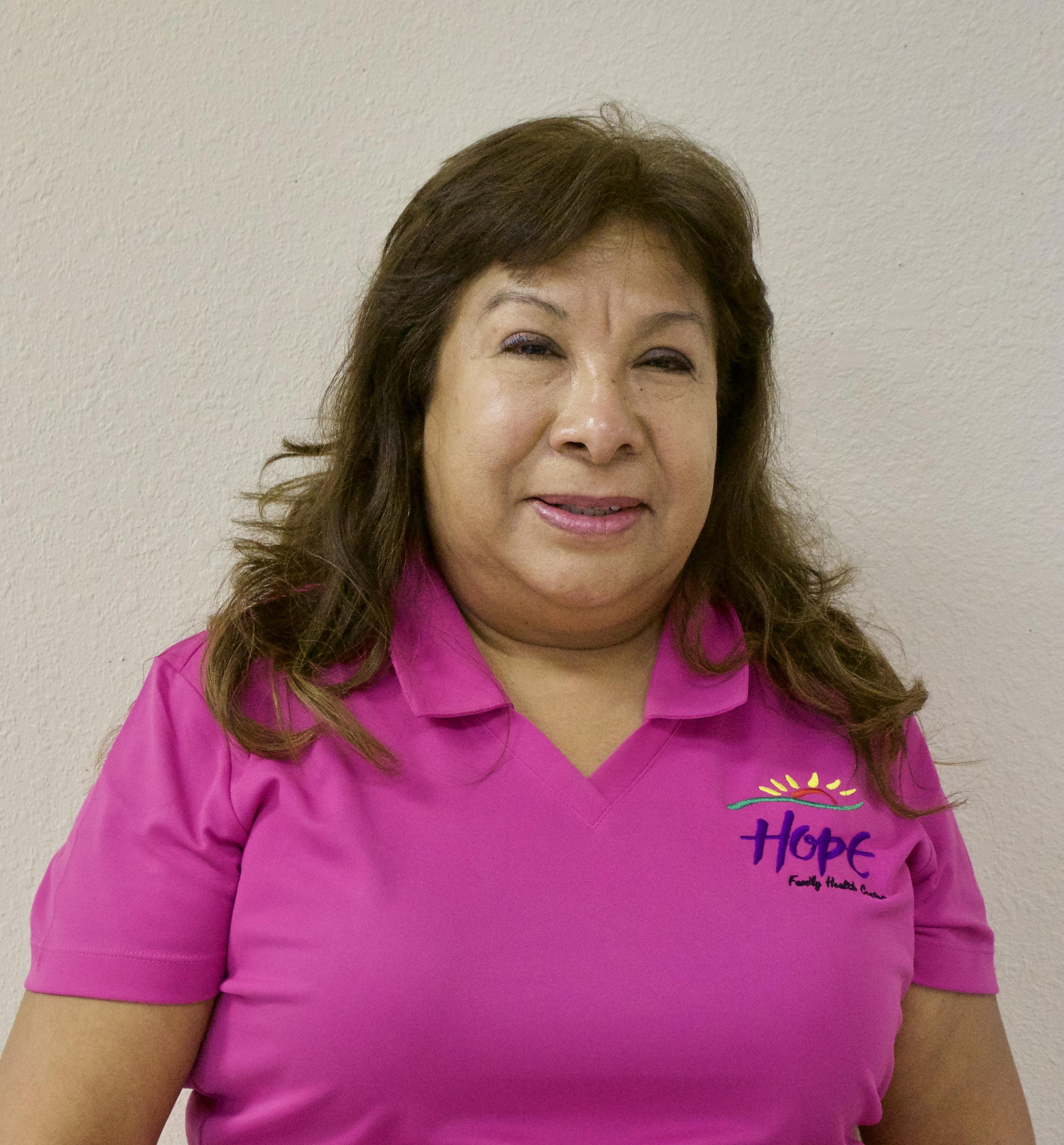 Terry Salinas, Si Texas Transitional Nurse