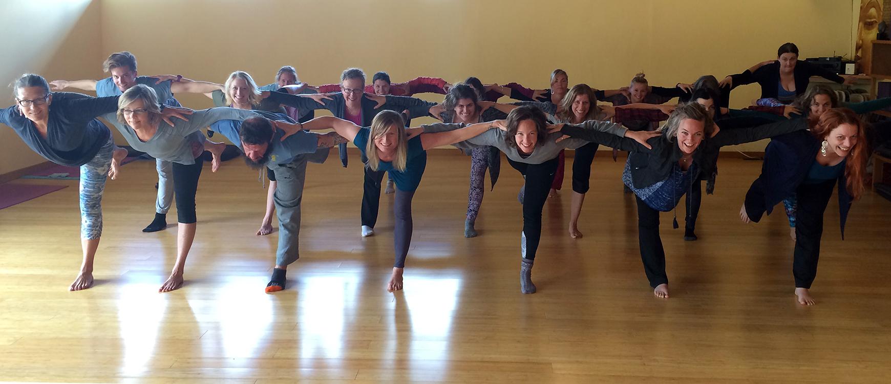 Trauma-Informed Brain-Sensitive Yoga