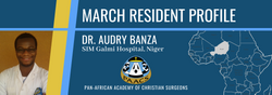Dr. Audry Banza