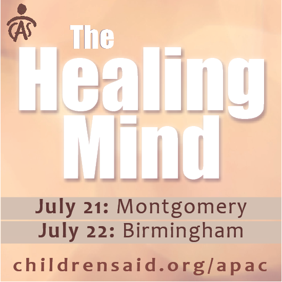 "APAC's upcoming statewide training: ""The Healing Mind"" with Drs. Bill and Linda Pettit, July 21 & 22"