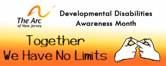 Developmental Disabilities Awareness Month Contest Forms