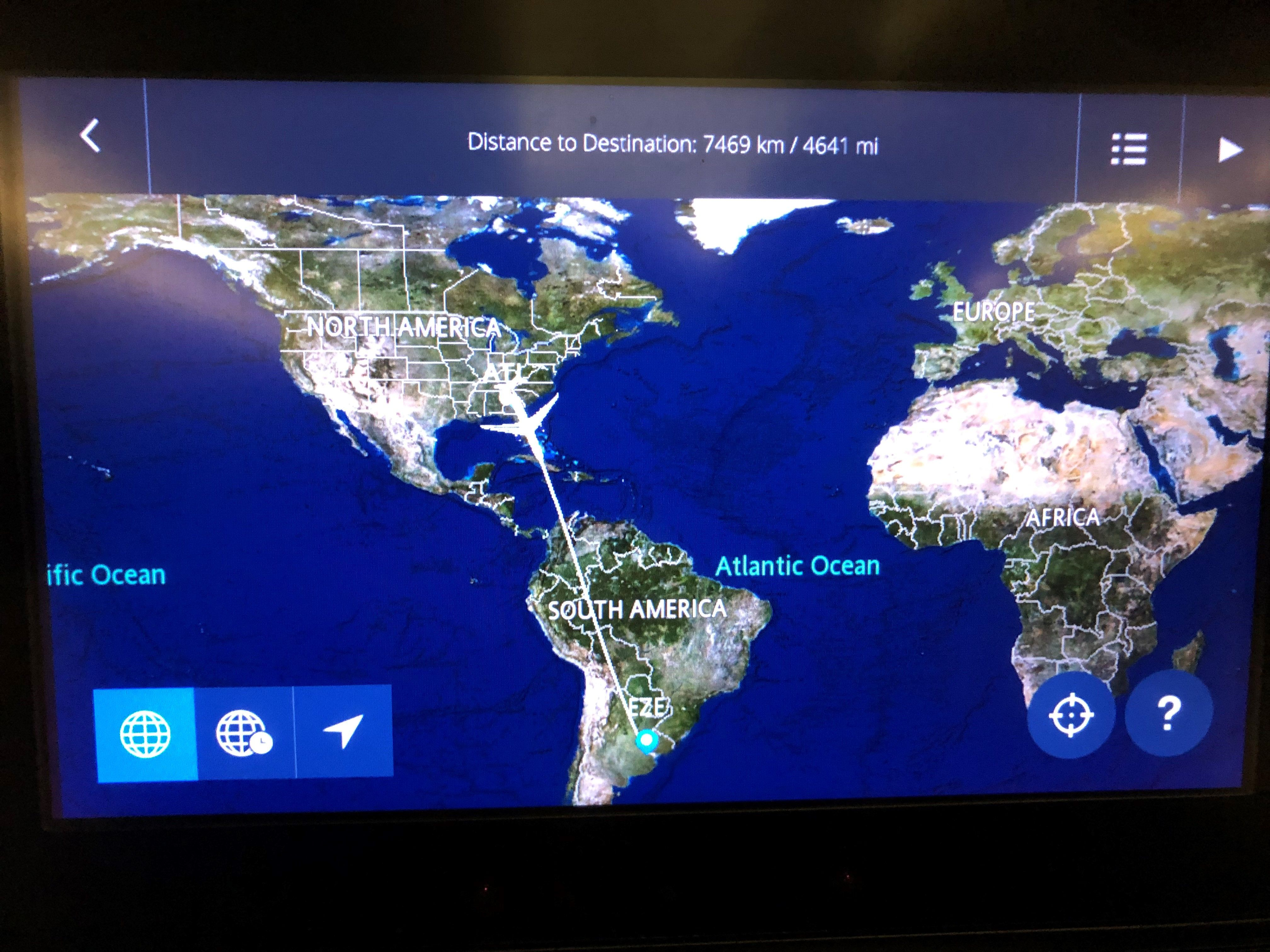 Destination Ahead