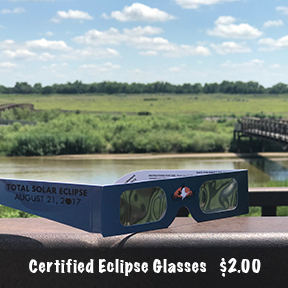 Rare Total Solar Eclipse Coming to the Crane Trust