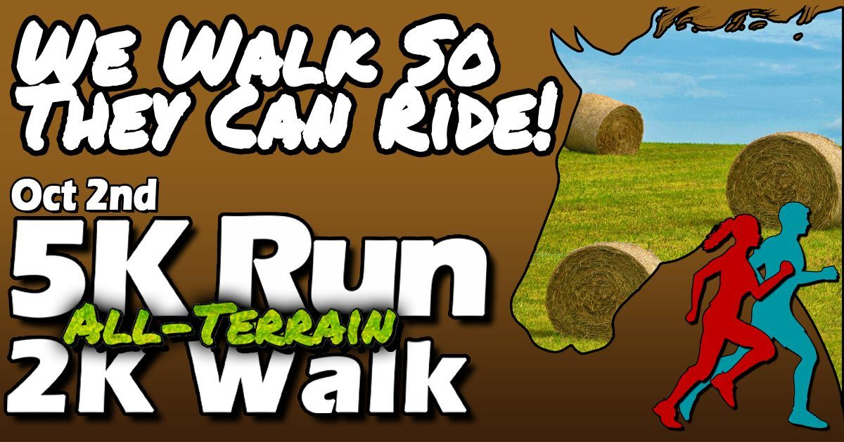 We Walk So They Can Ride Event!