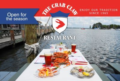 Crab Claw Lunch