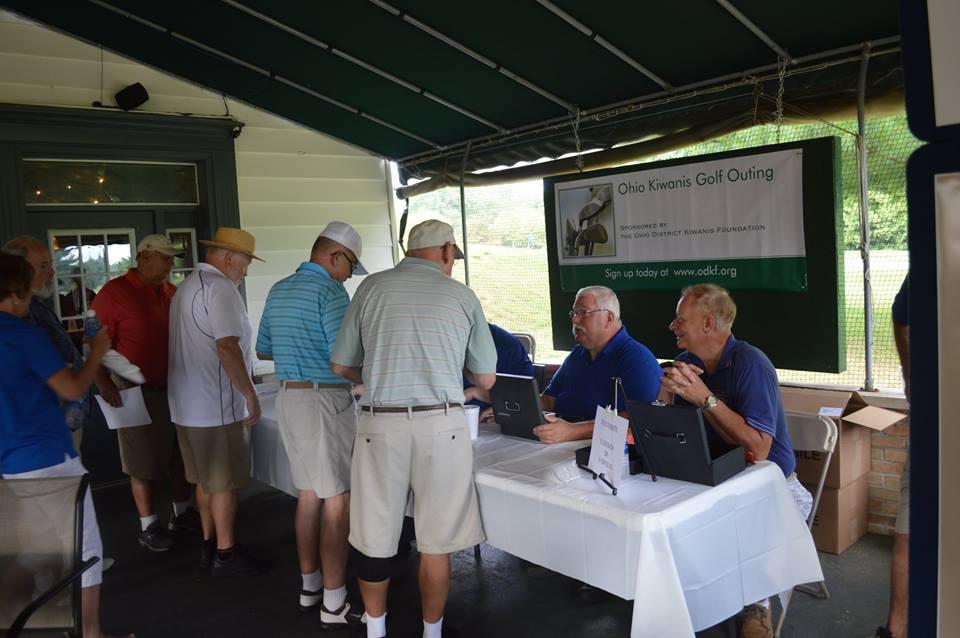 Ohio District Kiwanis Foundation Golf Outing