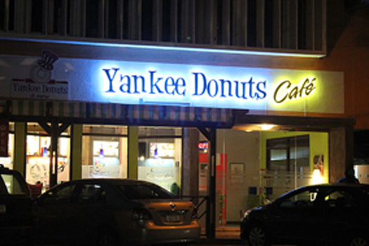 Yankee Donut Cafe