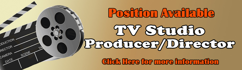 TV Show Producer/Director Job Notice