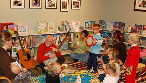 IndiExplore Kids' Event: Children's Music with Jim King