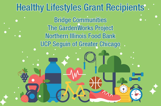 More Than $100,000 Awarded in Healthy Lifestyles Grants