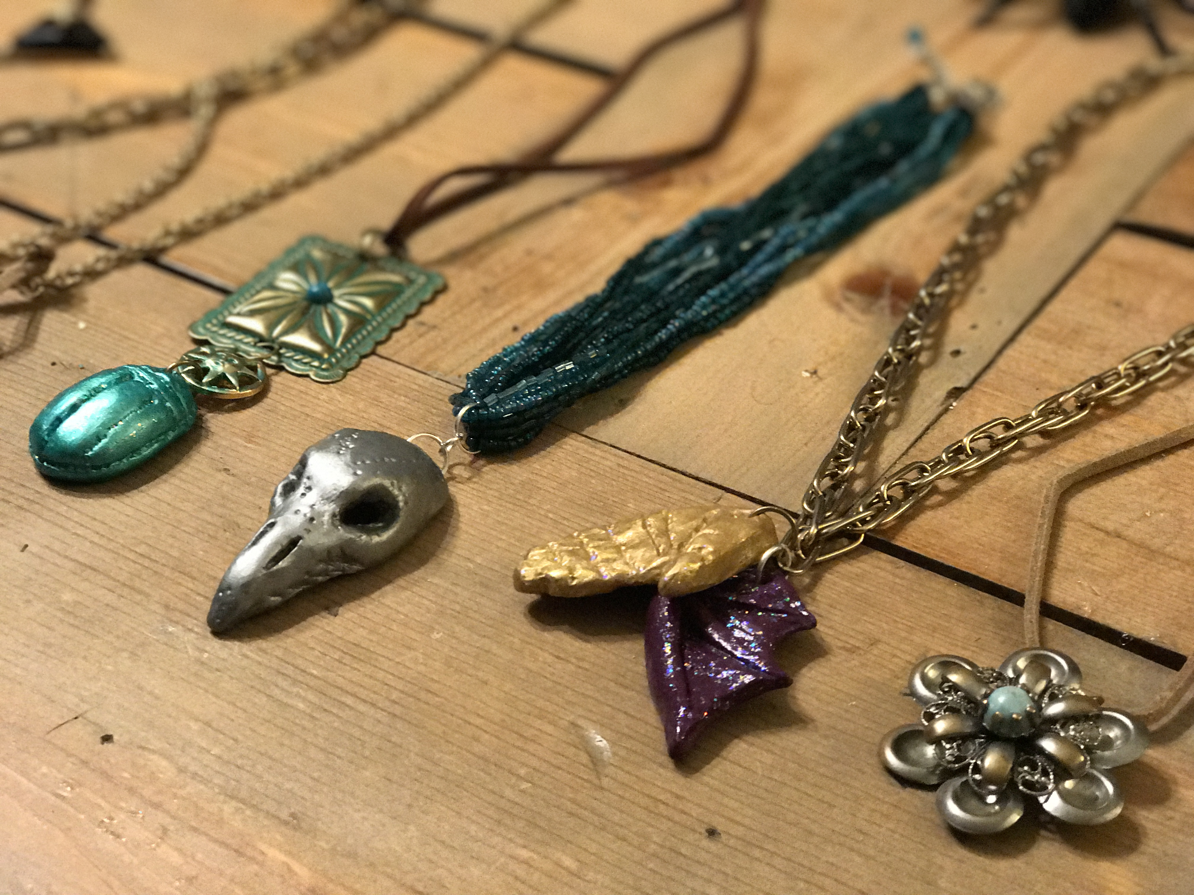 Charms & Amulets