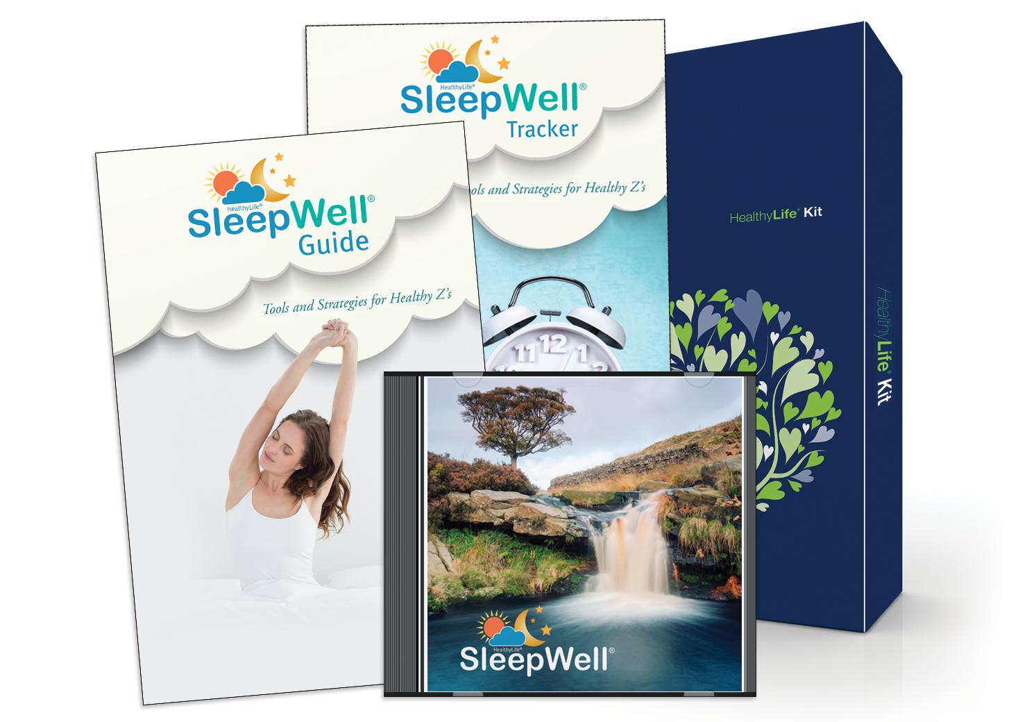 AIPM HealthyLife SleepWell Kit