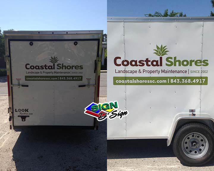 Coastal Shores Trailer