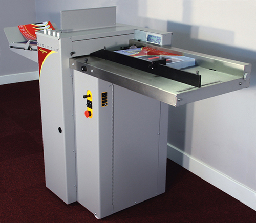 Morgana DigiFold 5000P Creaser and Folder