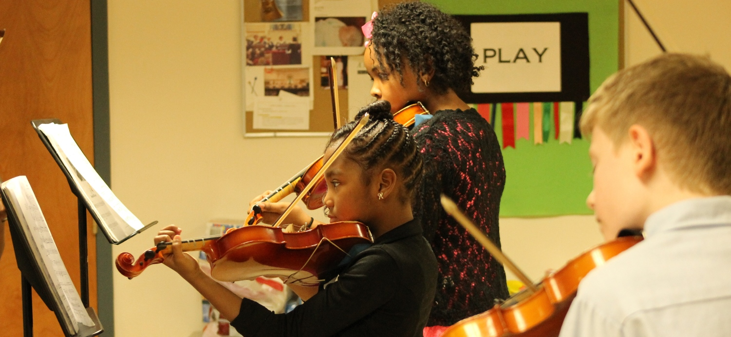 Children Who Play a Musical Instrument