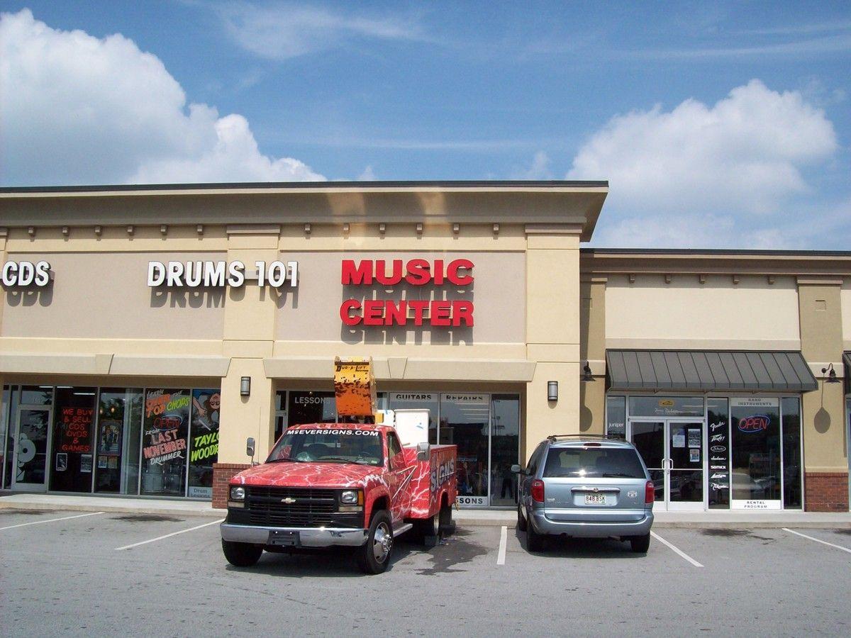 Ponce De Leon- Gainesville Sign