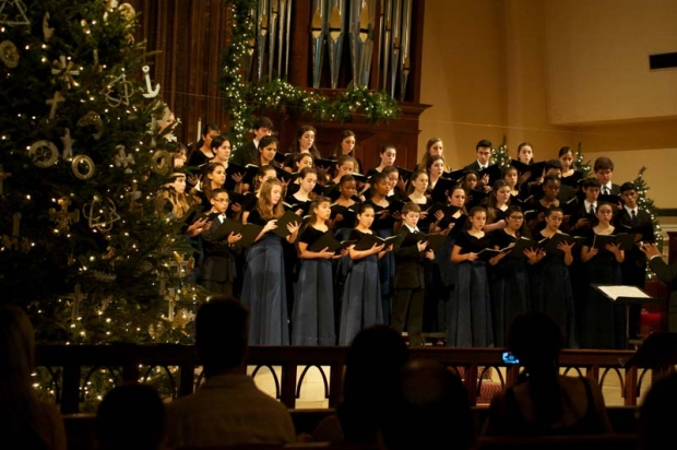Herald In The Holidays With The Miami Children's Chorus: In Concert December 15th