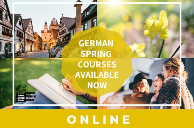 Register for a Spring Quarter German language course now!