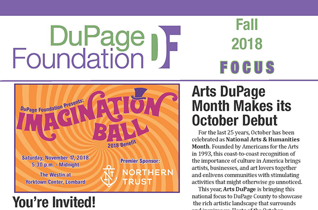 Fall Newsletter Now Available